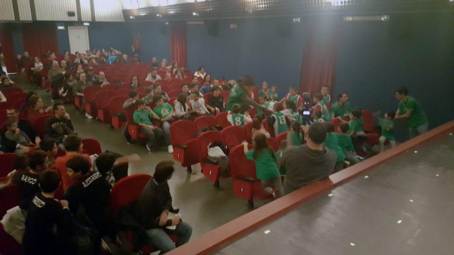 Grande successo per la festa di inizio anno sportivo. Oltre 250 persone riunite al cinema di Cascina del Sole per assistere alla presentazione delle squadre. Un ringraziamento particolare al mago […]