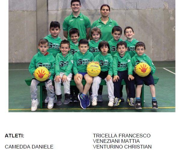 Squadra Micro Basket 2016-2017
