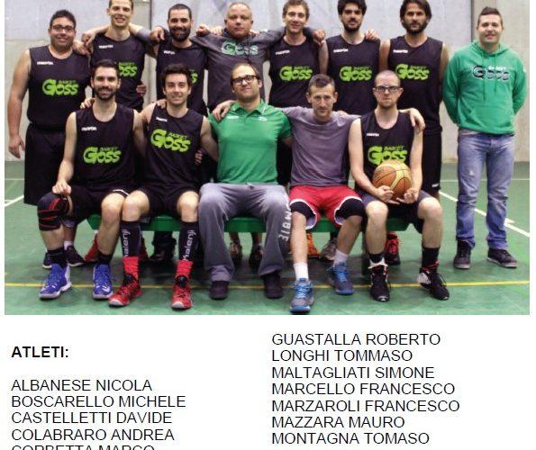 Squadra Open Maschile 2016/2017