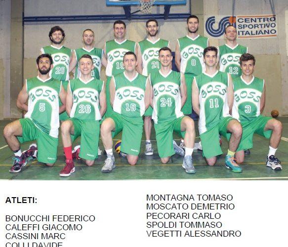 Squadra Promozione 2016/2017
